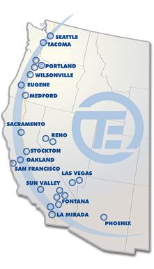 TEC Equipment Inventory > Full Service Truck & Trailer