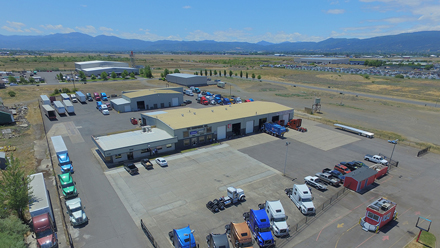 TEC Equipment Medford, OR > Full Service New & Used Truck Dealership