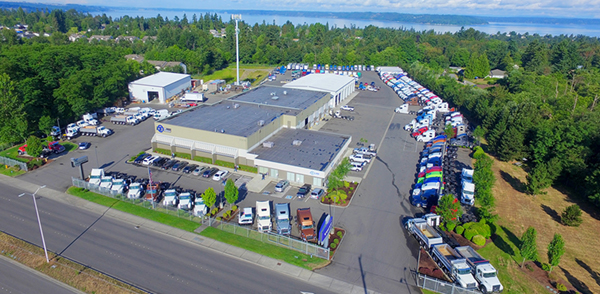 TEC Equipment Seattle, WA > Full Service Truck & Trailer